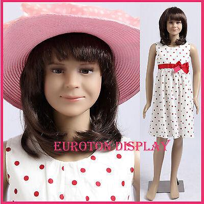 SB-2 Kinderpuppe Schaufensterpuppe Mannequin Kind  kid mannequin 140cm
