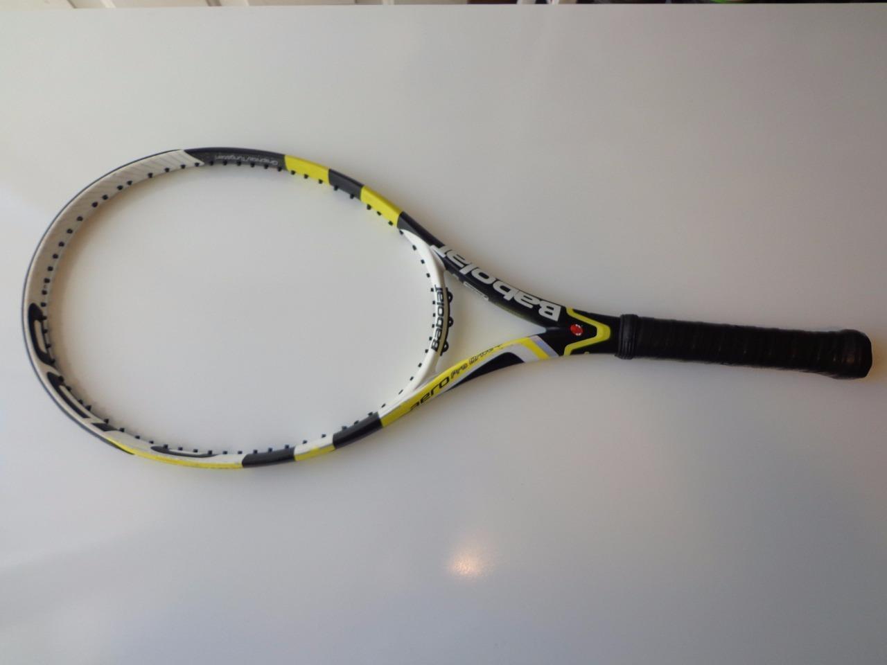 Babolat Babolat Babolat Aero Drive PLUS GT 27.5 inches 10.6oz 4 1/4 grip Tennis Racquet 9c273b