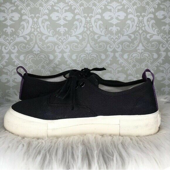 Eytys Mother canvas sneakers 10 Black - image 3