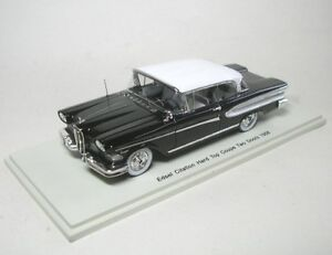 Edsel-Citacion-Duro-Top-Coupe-Negro-blanco-1958