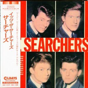 SEARCHERS-IT-039-S-THE-SEARCHERS-JAPAN-MINI-LP-CD-BONUS-TRACK-C94