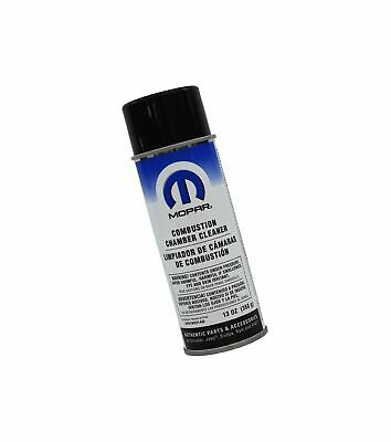 how to use mopar combustion chamber cleaner
