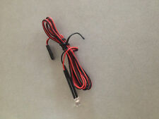 Multi Coloured Flashing 5mm LED with 1m Wire For Drones