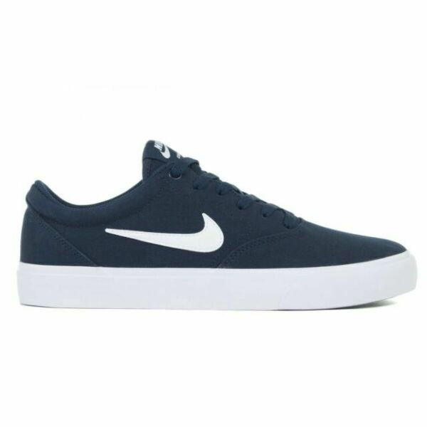 Size 13 - Nike SB Charge Canvas Obsidian for sale online | eBay