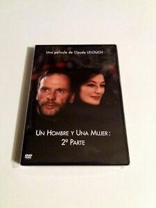 DVD-034-UN-HOMBRE-Y-UNA-MUJER-2-SEGUNDA-PARTE-034-CLAUDE-LELOUCH-JEAN-LOUIS-TRINTIGNAN