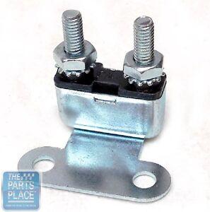 1959 75 all gm power accessory relay circuit breaker oem 30 amp rh ebay com