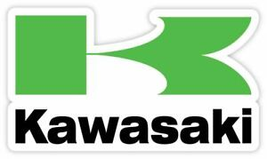 Image Is Loading Kawasaki Retro Green Old Logo Vinyl Sticker Decal