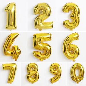 LD-AM-10PCS-AUTOMATIC-INFLATABLE-0-9-NUMBER-ALUMINUM-FOIL-BALLOON-PARTY-DECO