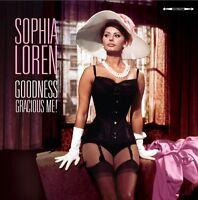 Sophia Loren Goodness Gracious Me 180g Sealed Red Colored Vinyl Lp