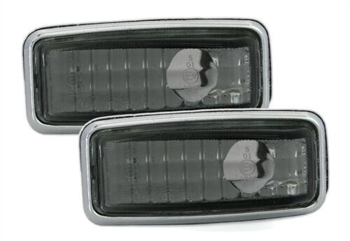 Cristal Fum Ct rptiteurs chrome & entoure Mercedes W124 W140 ...