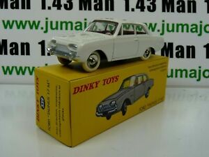 Voiture-1-43-reedition-DINKY-TOYS-DeAgostini-Ford-Taunus-17M