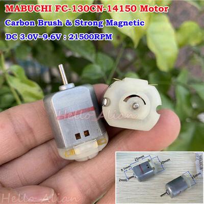 For Mabuchi 260 Motor DC 3V 6V 23000RPM High Speed Metal Brush DC Toy Car Motor