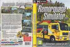 Remorquage Simulator 2011 - PC CD-ROM