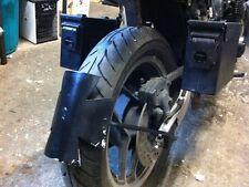 Koffer Eigenbau Munitionskiste Staufächer Gepäckfach Suzuki GSX 750 EF/ES GR72A