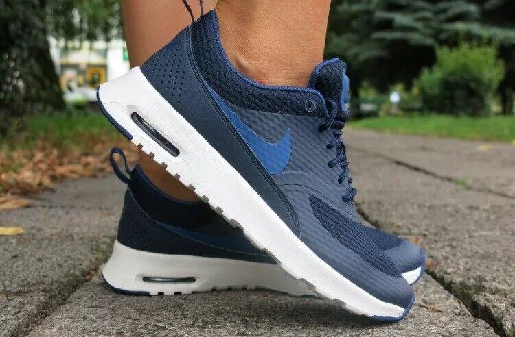nouveau wo  nike air max thea thea max txt 819639-401 des chaussures de taille uk4.5 formateurs 9425a5