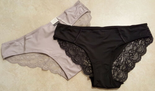 L -M -XL 8 5 7 Women Lacey Cheeky Hipsters-S 6