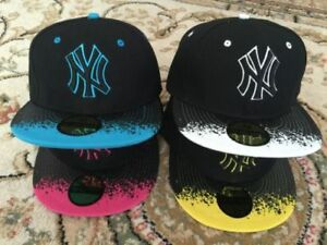 NEW YORK Bboy boy Adjustable cotton Men WOMEN Baseball Snapback Cap Hip-hop Hat