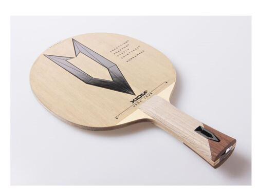 Bat Ping Pong Racket Xiom Vega Tour FL,ST Shakehand Blade Table Tennis