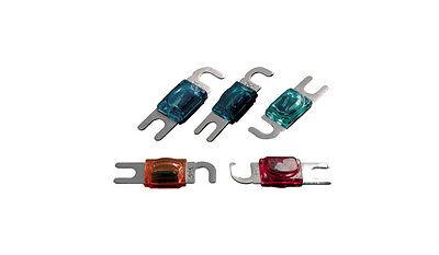 Fusibili AFC mini lama 100 Ampere confezione 3 pezzi