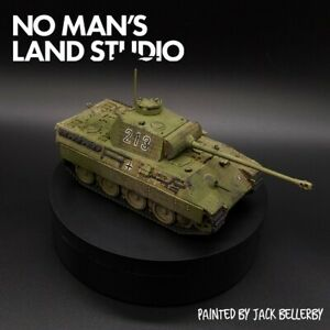 Pro-Painted-28mm-Panther-Tank-Bolt-Action-Warlord-Games-Ww2-1-56-Scale