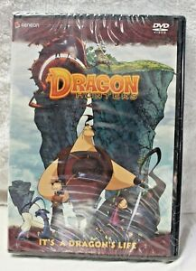 Dragon-Hunters-Vol-1-So-Many-Dragons-So-Little-Time-DVD-2006-Sealed