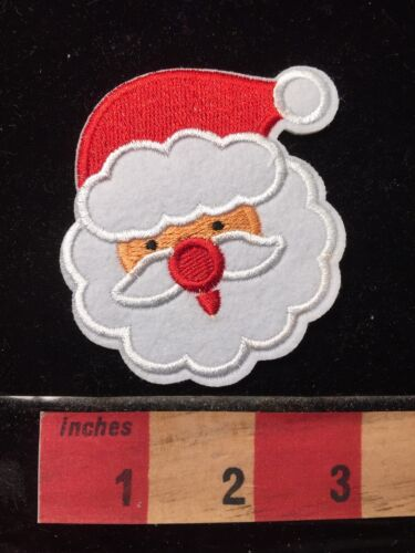 Christmas Holiday Patch ~ Santa Clause 69Y2