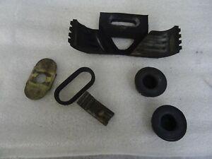 E-Yamaha-XV-750-5G5-Support-de-Reservoir-Tankgummis-D-039-Essence