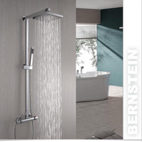 Colonna doccia 8821, colonna termostatica, soffione + set doccia