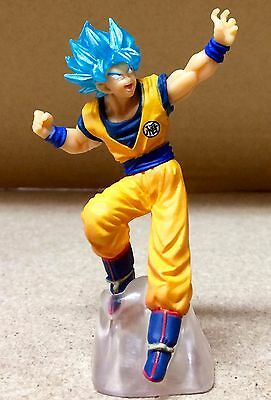 DRAGON BALL SUPER GASHAPON VS 01 GOKU SSGSS BATTLE FIGURE SERIES FIGURINE BANDAI