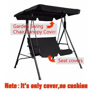 szdc88 Altalena Canopy Set Cover Swing di Ricambio per Altalena Impermeabile per Cortile Esterno