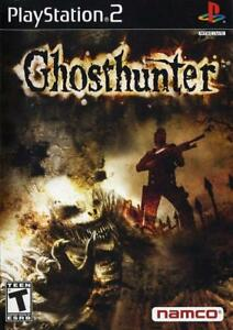 Ghosthunter-PS2-Great-Condition-Fast-Shipping