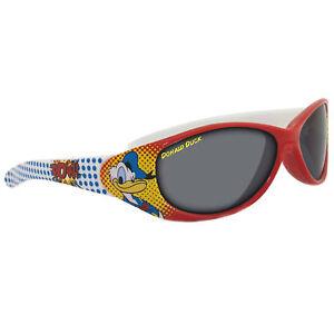 DISNEY lunettes de soleil garçon rouge et bleu DONALD DUCK indice 3 ... a1d062c74e49