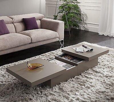 Coppia tavolini salotto soggiorno pr asia moderno 60x60 for Soggiorno regalo