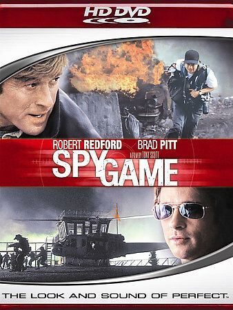 Spy Game Hd Dvd 2006 For Sale Online Ebay