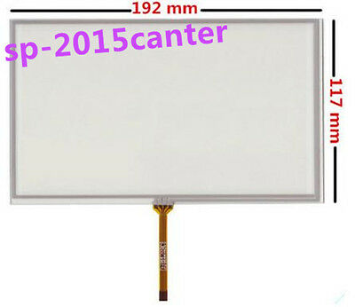 """Hannstar 8/"""" 4Wire Resistive Touch Screen Panel for HSD080IDW1-C01"""