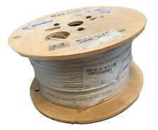 Belden 549945 009500 Rg 59u Amp 218 Ga Coax Braided Wire White 500 Ft