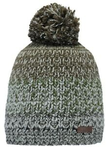 BARTS NEW Men/'s Beanie Blue Lester Pom BNWT