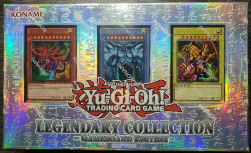 Legendary Collection Yu-Gi-Oh Gameboard Edition New//Factory Sealed