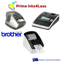 3x Brother Ql-1060 Professional Label Printer Hi Spd Dk Die-cut Paper W/warranty