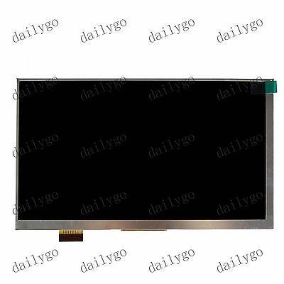 "New 7""  LCD  display  FOR  Prestigio MultiPad Wize 3037 3Gtablet LCD"