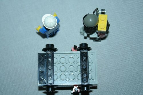 Baukästen & Konstruktion Überbleibsel/Reste aus LEGO® SYSTEM 4552 Draisine plus...+zum SPIELEN+