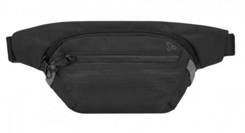 Travelon hüftasche bolsa segura de robo active waist Bag acero inoxidable tejidos...