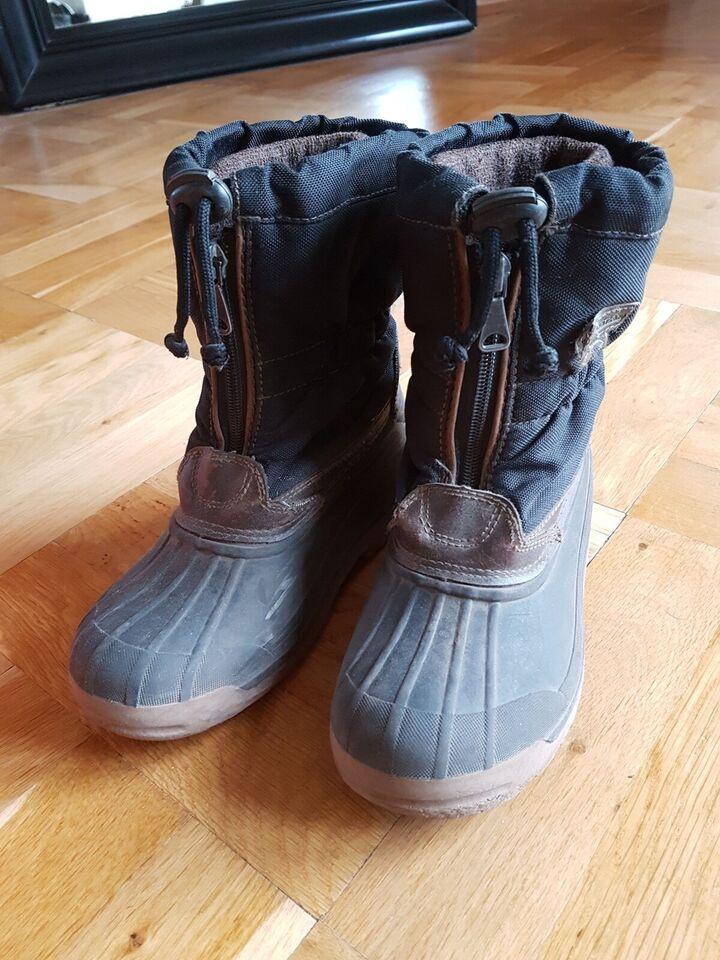 Vinterstøvler, str. 31, Grunland