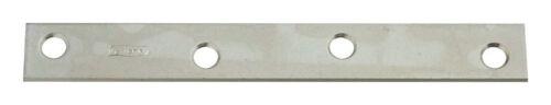 H x 3//4 in National Hardware  6 in W x 0.12 in D Steel  Brace