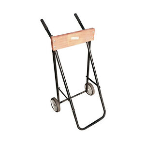 Outboard Motor Engine Trolley Stand Transport Wheel Heavy