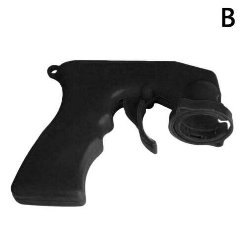 Automotive Aerosol Spray Painting Can Gun Plastic With Full Grip Tri O6F8