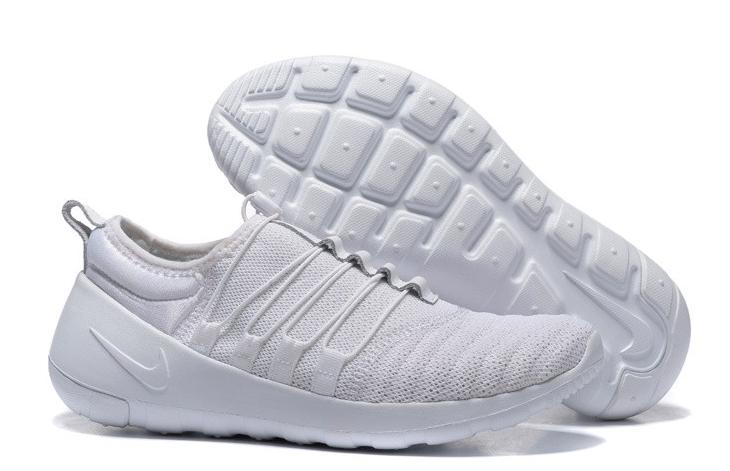 NIKE PAYAA QS Triple White 807738 110 DS Rare Nike Lab New