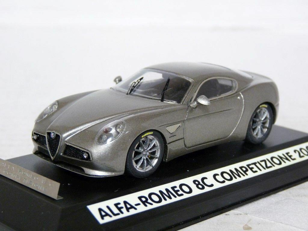Provence 1 43 2004 Alfa Romeo 8C Competizione Handmade Resin Model Coche Kit