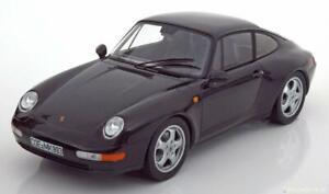 1-18-norev-Porsche-911-993-carrera-Coupe-1993-blackmetallic
