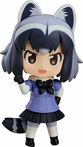 Nendoroid Kemono Friends Raccoon Nonscale ABS & PVC painted movable cifra